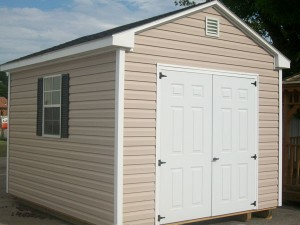 Utility Shed A1 Portable Buildings
